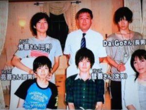 DaiGo 300x226 - 松丸亮吾はdaigoと兄弟だった!ナゾトレ本の印税が9000万!