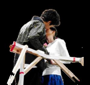 生田絵梨花,ランジェリー フライデー,水着姿,大学 中退,キスシーン