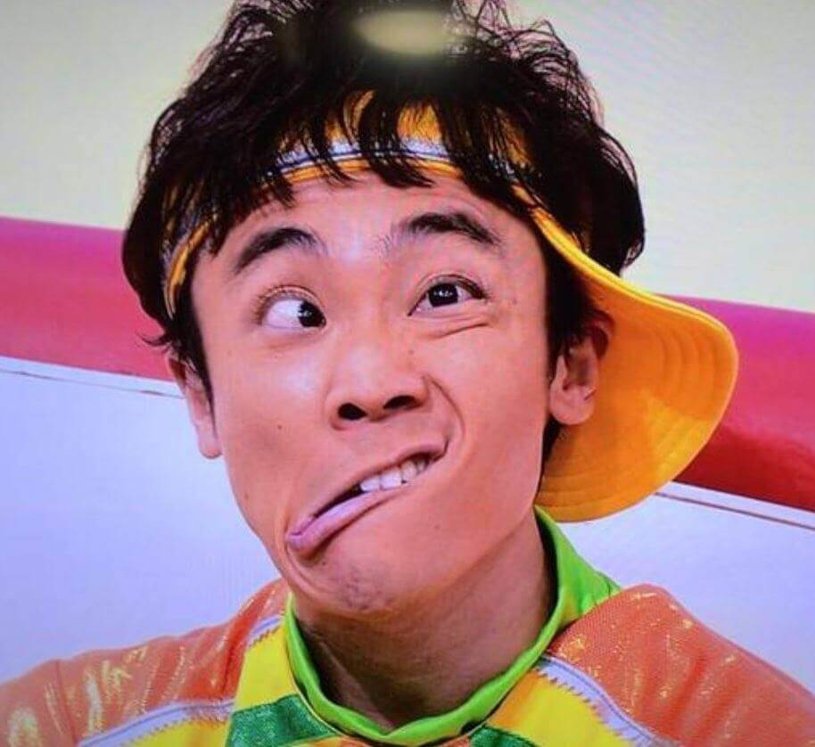小林よしひさの変顔